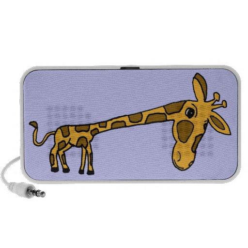 BN- Whimsical Giraffe Speaker