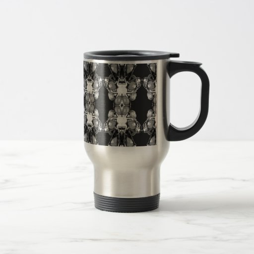 BNW B&W Black white Imitation Jewel GIFTS HAPPY 99 Mugs