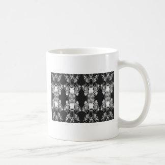 BNW B&W Black white Imitation Jewel GIFTS HAPPY 99 Coffee Mug