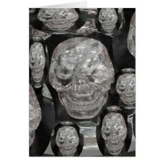 BNW Skull Master Scull Guru Card