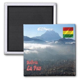 BO - Bolivia - La Paz - Amaneciendo Magnet