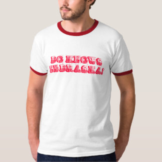 BO KNOWS NEBRASKA! T-Shirt