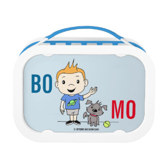BO & MO from Upstairs and Downstairs - Lunch box