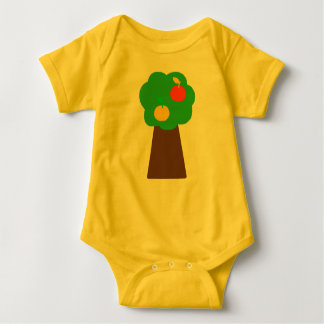 Bo muck with tree reasons baby bodysuit