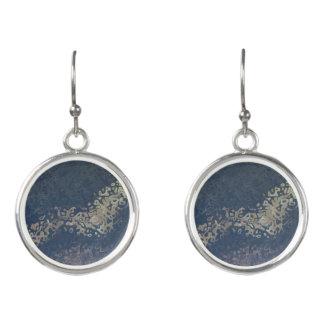 Boa Image Sparkling Earrings