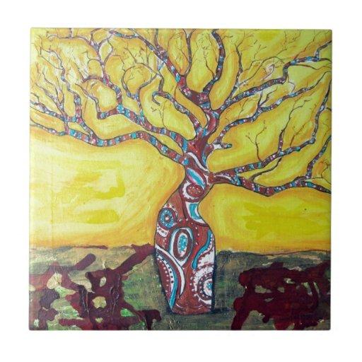 Boab Bright Tile