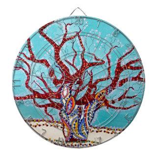 Boab Tree Bliss Dartboard