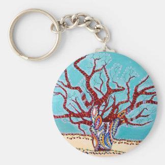 Boab Tree Bliss Key Ring