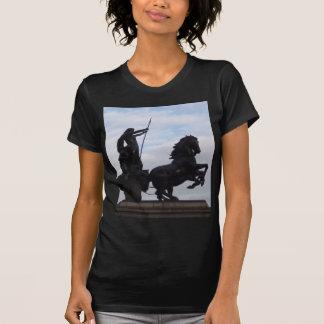 Boadicea Statue T-shirt