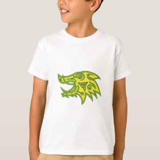 Boar Head Celtic Knot T-Shirt