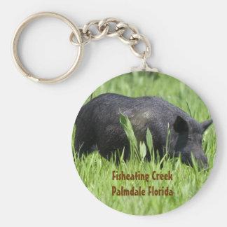Boar Hog Key chain