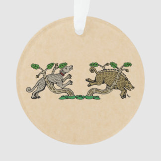 Boar Hunt Ornament