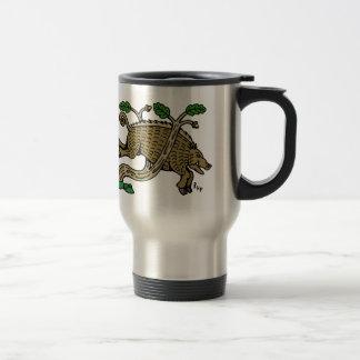 Boar Hunt Travel Mug