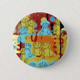 Board 6 Cm Round Badge