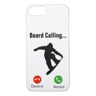 Board Calling... iPhone 7/8 Case