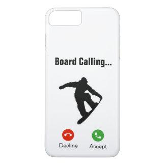 Board Calling... iPhone 7+/8+Case iPhone 8 Plus/7 Plus Case