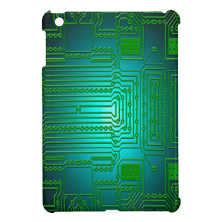board conductors circuits case for the iPad mini