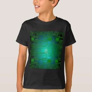 board conductors circuits T-Shirt