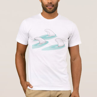 board fins T-Shirt