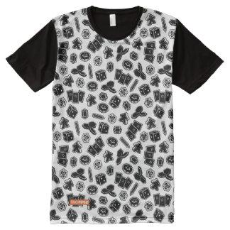 Board Game Pattern Shirt