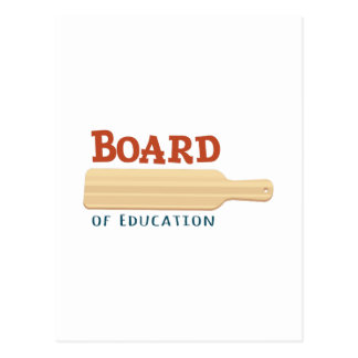 Board Of Education Postcards