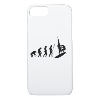 Board Sailing Evolution iPhone 7 Case