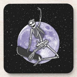 Board Skeleton Coaster