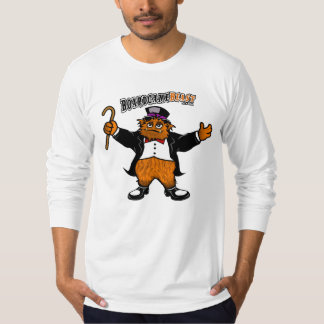 BoardgameBeast in style of Mr. Monopoly T-shirt