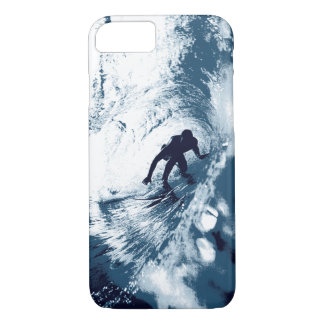 Boarding Trybe Tube, Hawaiian Surfer iPhone 8/7 Case