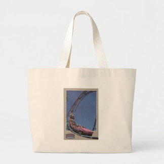 Boardwalk and Baseball Theme Park -Haines City, FL Canvas Bags