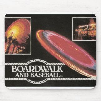 Boardwalk and Baseball Theme Park -Haines City FL Mousepad