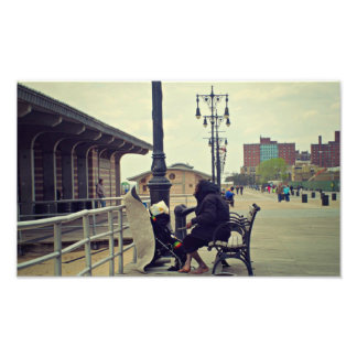 Boardwalk Life:A Magic Carpet Ride Photo Art