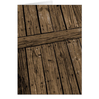 Boardwalk Style All-Occasion Greeting Card