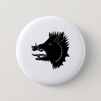 Boars R Us 6 Cm Round Badge