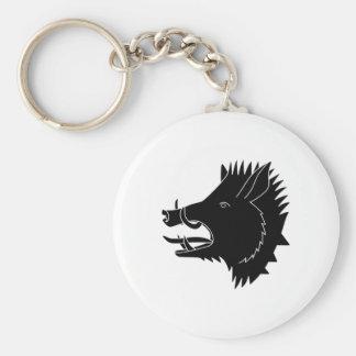 Boars R Us Key Ring