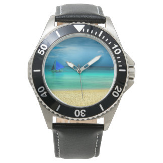 Boat And Beach Watch