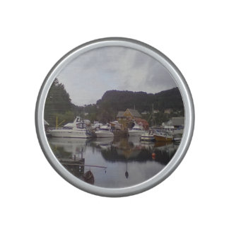 boat and sea speaker