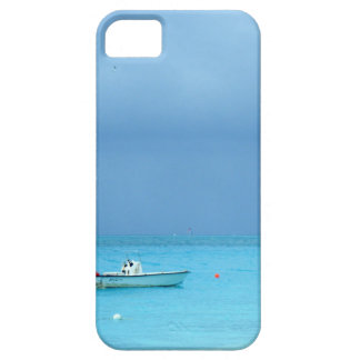 Boat and the Blue Sea - IPhone 5 case