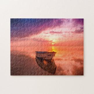 Boat at Anchor. Puzzles