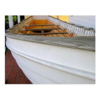 Boat at Matitime Museum Postcard