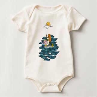 Boat Baby Bodysuit