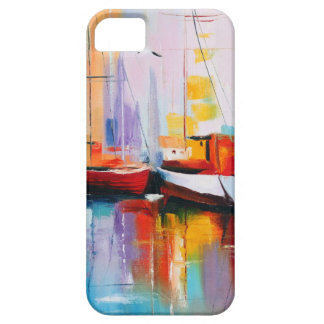 Boat berth barely there iPhone 5 case