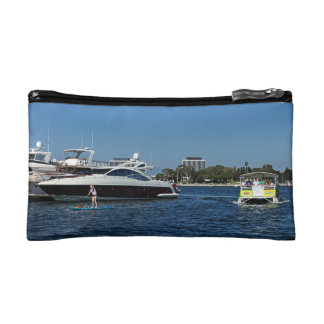 Boat cosmetic bag