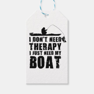 boat design beautiful gift tags