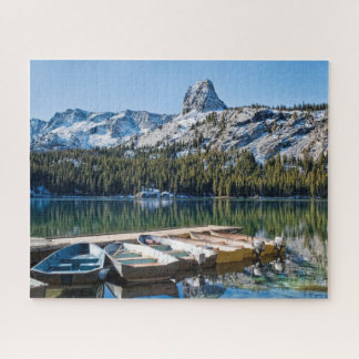 Boat Dock Jigsaw Puzzle