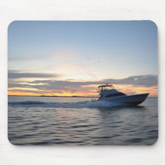 Boat Dreams Mouse Pad