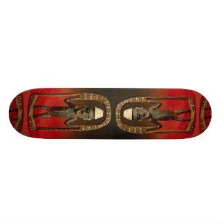 Boat house decoration, Solomon Islands Custom Skate Board