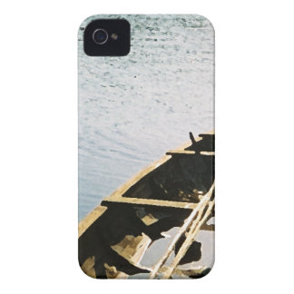 Boat in the Water Case-Mate iPhone 4 Cases
