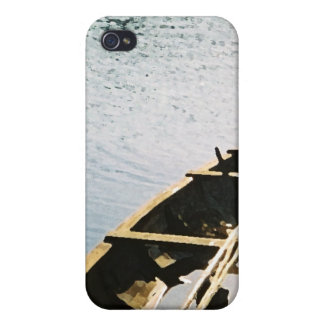 Boat in the Water iPhone 4 Cases