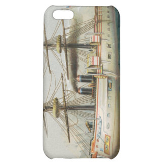 boat, iPhone 5C cover